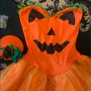 Leg Avenue Other - Halloween Costume Woman XS Pumpkin like new